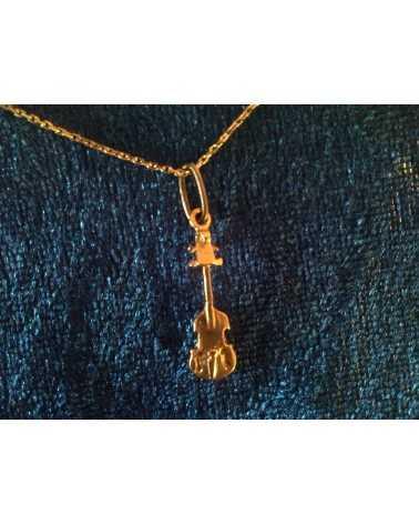 pendentif violon