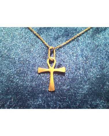 pendentif croix ankh
