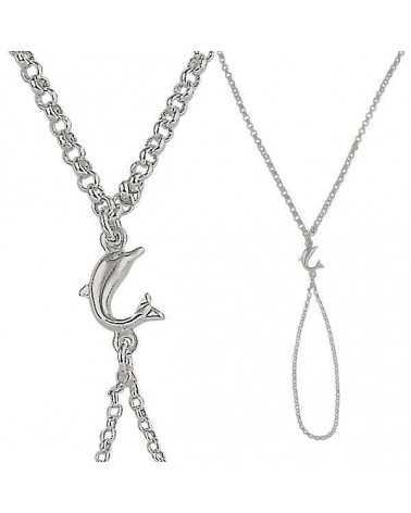 bracelet bague dauphin