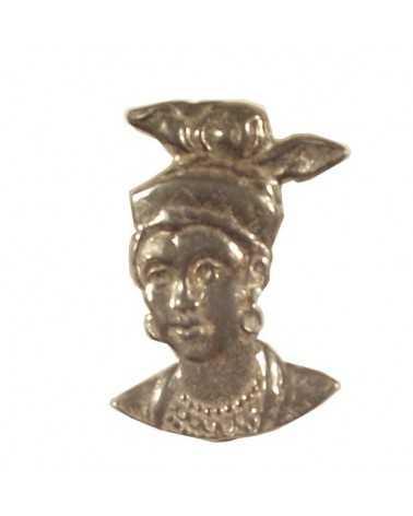 pendentif femme africaine