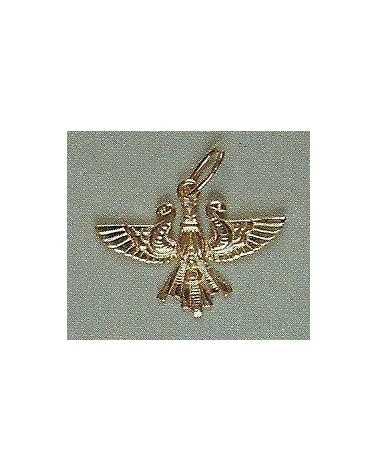 pendentif aigle maya