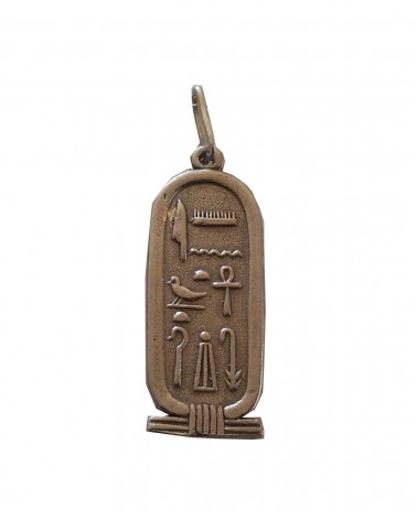 pendentif cartouche égyptien