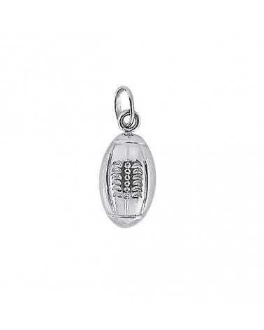 pendentif ballon de rugby