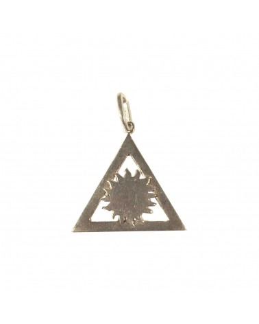 pendentif triangle...