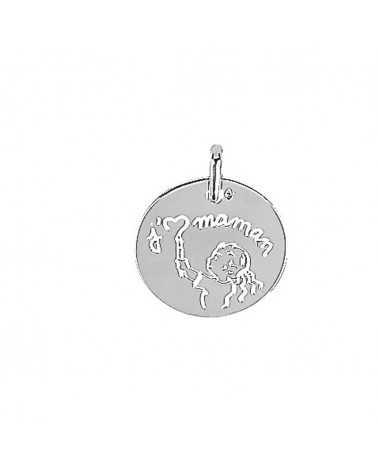 Médaille Argent 925/1000...