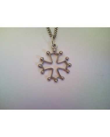 pendentif grande croix du...
